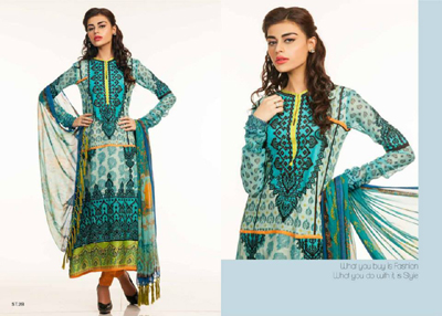 Ali Xeeshan Eid Collection 2014. 4