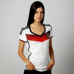 Amazing Adult Females Outfits for FIFA Brazil World Cup 2014 (2)