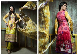 Amna Ismail Eid Collection 2014 13