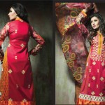 Amna Ismail Eid Collection 2014 9