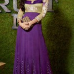 Anarkali Brand New Celebration Shilpa Shetty Use Frocks Styles 2014 (3)