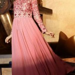 Anarkali Brand New Celebration Shilpa Shetty Use Frocks Styles 2014 (5)