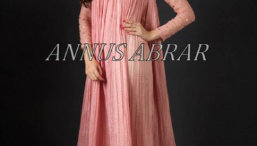 Annus Abrar New Eid Dresses Collection 2014 1