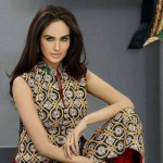 Asim Jofa Summer Lawn Dresses Fashion For Eid 2014