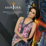 Asim Jofa Summer Lawn Dresses Fashion For Eid 2014 2