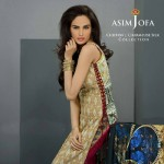 Asim Jofa Summer Lawn Dresses Fashion For Eid 2014 3