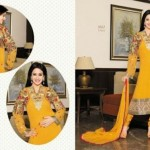 Attractive Eid Suits 2014 By Anarkali Brand For Wives (2)