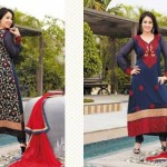 Attractive Eid Suits 2014 By Anarkali Brand For Wives (5)