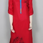 Attractive & Vibrant Mid of Summer Kurti Wear Outfits Concepts for Girls (6)