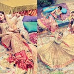 Attractive Wedding Ceremony + Occasion Outfits 2014 Via Nomi Ansari (7)