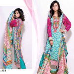 Bazzaaz lawn dresses collection 2014