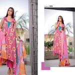 Bazzaaz lawn dresses collection 2014 4