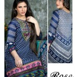 Bazzaaz lawn dresses collection 2014 7