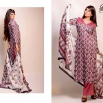 Bazzaaz lawn dresses collection 2014 8
