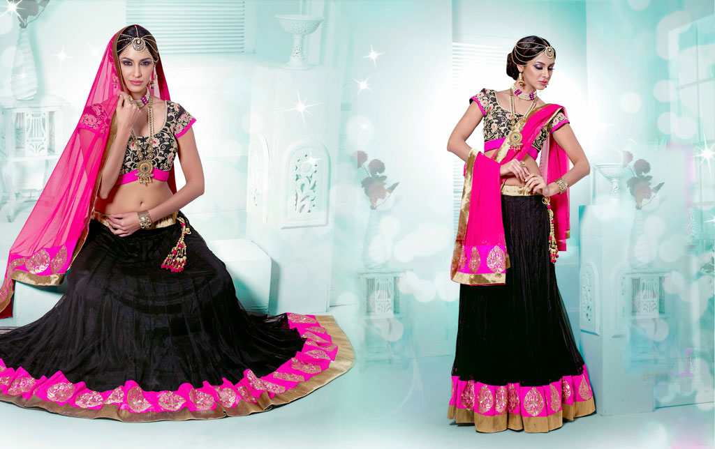 Best Lehenga Choli Launch Variety For Ladies (4)