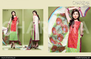 Charizma Eid Collection 2014 For Women 14