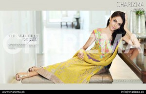 Charizma Eid Collection 2014 For Women 5