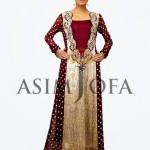 Completely New Eid Summer Professional Choice 2014 For Chicks By Asim Jofa (1)