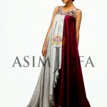 Completely New Eid Summer Professional Choice 2014 For Chicks By Asim Jofa (3)