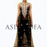 Completely New Eid Summer Professional Choice 2014 For Chicks By Asim Jofa (4)