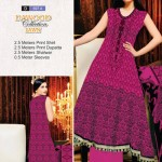 Dawood Lawns Summer Dresses Collection vol 5 - 2014 11