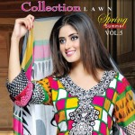 Dawood Lawns Summer Dresses Collection vol 5 - 2014 22