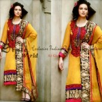 Eid Celebration Garments Selections by Bollywood Fashionable Set 2014 (3)