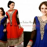 Eid Celebration Garments Selections by Bollywood Fashionable Set 2014 (4)