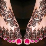 Excellent Henna Pattern Choice 2014 For Young Ladies (1)