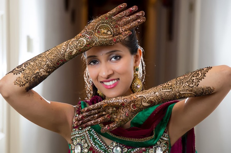 Excellent Henna Pattern Choice 2014 For Young Ladies (2)