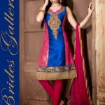 Fancy Ready Made Suite Dresses Fashion 2014 for Young Ladies (1)