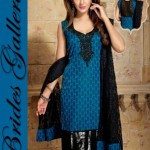 Fancy Ready Made Suite Dresses Fashion 2014 for Young Ladies (2)