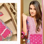 Gorgeous Eid Day Dresses Release 2014 For Women (2)