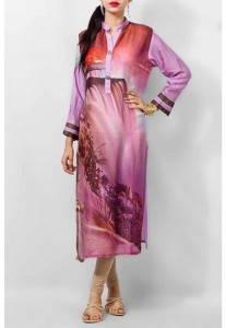 Grapes The Brand Silk Dresses Designs Collection 2014 7