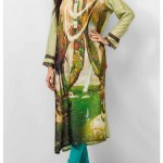 Grapes The Brand Silk Dresses Designs Collection 2014 8