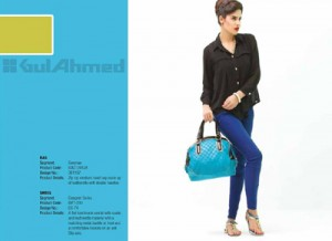 Gul Ahmad Footwear & Bags Catalogue 2014 1