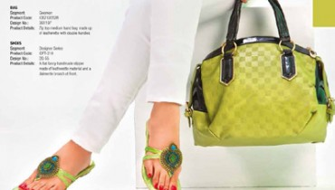 Gul Ahmad Footwear & Bags Catalogue 2014