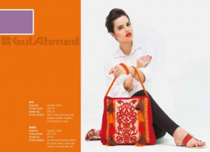 Gul Ahmad Footwear & Bags Catalogue 2014 6