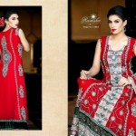 Indian Eid Festival Apparel Arrangement 2014 Brand New Release by Ramsha Zari (1)