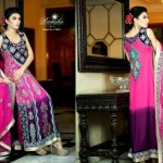 Indian Eid Festival Apparel Arrangement 2014 Brand New Release by Ramsha Zari (2)