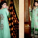 Indian Eid Festival Apparel Arrangement 2014 Brand New Release by Ramsha Zari (4)