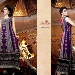 Indian Eid Festival Apparel Arrangement 2014 Brand New Release by Ramsha Zari (5)