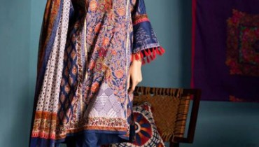 Khaadi Smmer Pret Wear Dresses Collection 2014