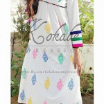 Kokabe's Expressions Eid Dresses Collection 2014 4