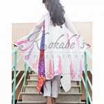 Kokabe's Expressions Eid Dresses Collection 2014 6