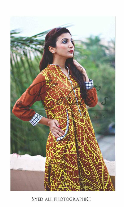 Kokabe's Expressions Eid Dresses Collection 2014