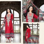 Mahnoor Eid Collection 2014 by Al-Zohaib Textile. 13