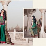Mahnoor Eid Collection 2014 by Al-Zohaib Textile. 2
