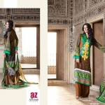 Mahnoor Eid Collection 2014 by Al-Zohaib Textile. 3