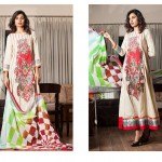 Mahnoor Eid Collection 2014 by Al-Zohaib Textile. 8